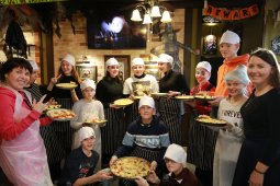 Halloween в Country Club Pizza